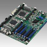 ASMB-823/923i : Carte mère industrielle Advantech DUAL XEON