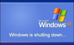 Fin de Windows XP
