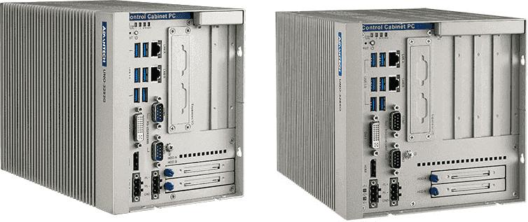 UNO 3283 et UNO 3285