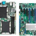 Les cartes serveurs Advantech ASMB-815 et ASMB-825 supportent les processeurs Intel XEON 28 cores