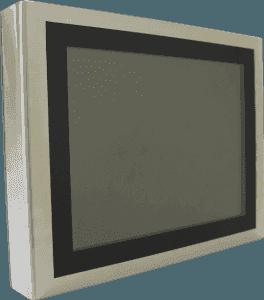 Ecran industriel IP65 ultra plat