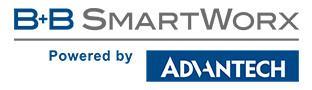 logo de B+B SmartWorkx Advantech