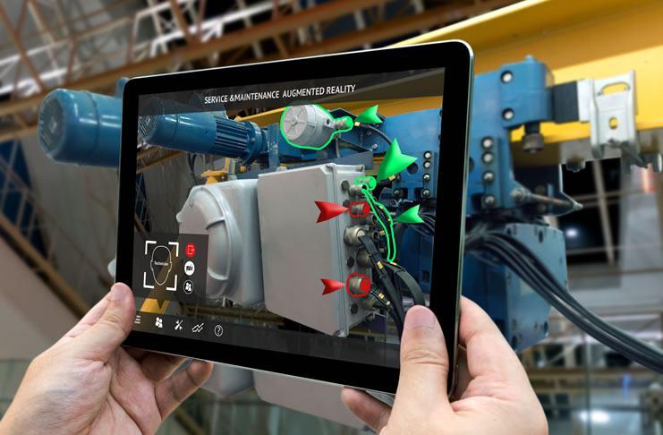La réalité augmentée pour la maintenance industrielle