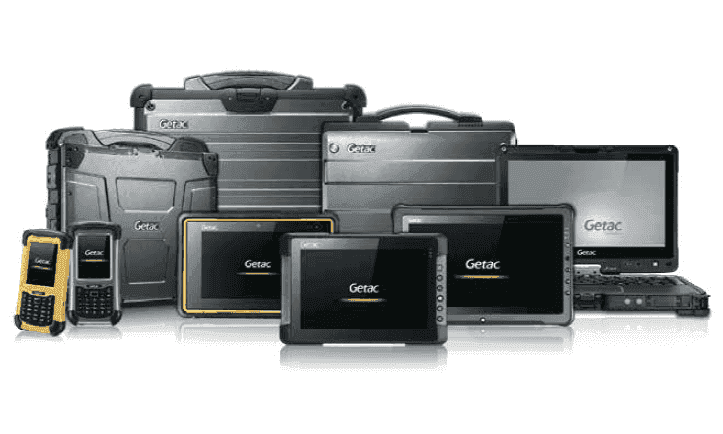 PC portable Getac