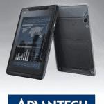 Tablette durcie 8″ pour l'industrie, la logistique et le transport