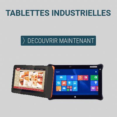 Catalogue de Tablettes durcies chez Integral System