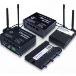 Routeur 4G industriel compact avec Hotspot WiFi