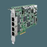 L'acquisition vidéo à l'aide de cartes Ethernet POE