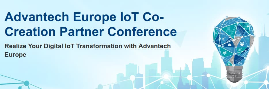 Advantech co creation partner conference