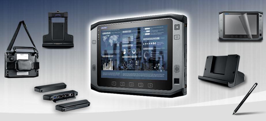 PWS la tablette durcie Advantech