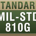 Qu'est-ce que la norme MIL-810G ?