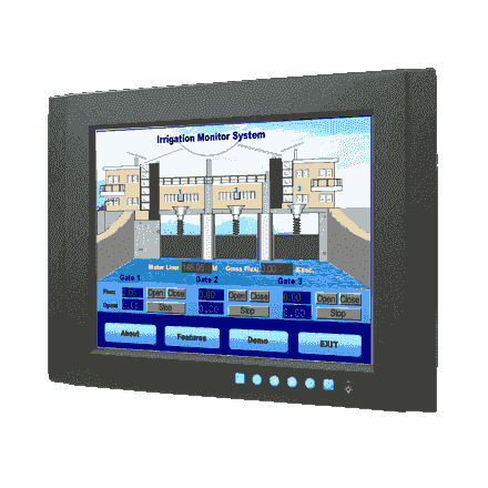 Ecran industriel tactile Advantech
