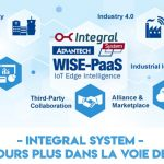 Integral System devient Advantech WISE-PaaS alliance VIP partner