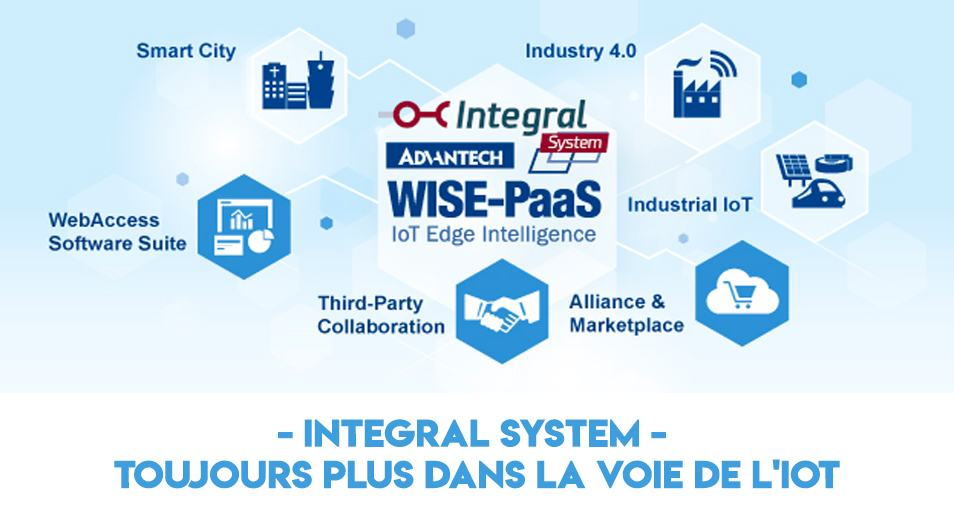 Integral System WISE-PaaS VIP IoT