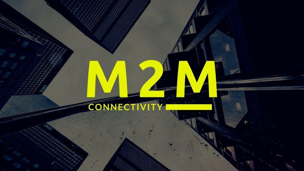 La connectivité M2M