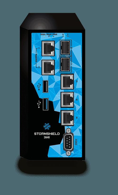 Sni40 Firewall