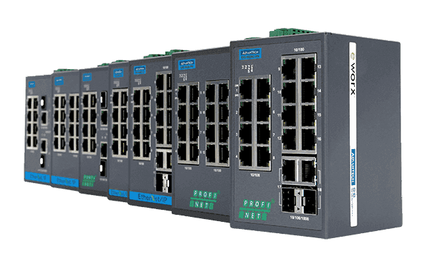 switchs EKI Advantech