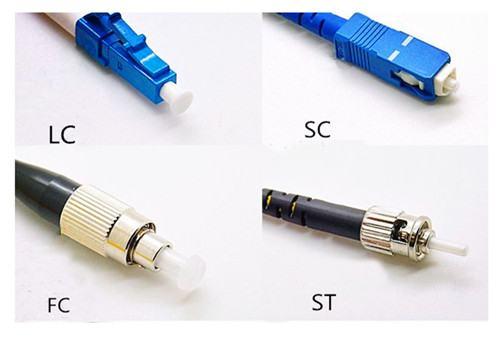 Connectique fibre optique