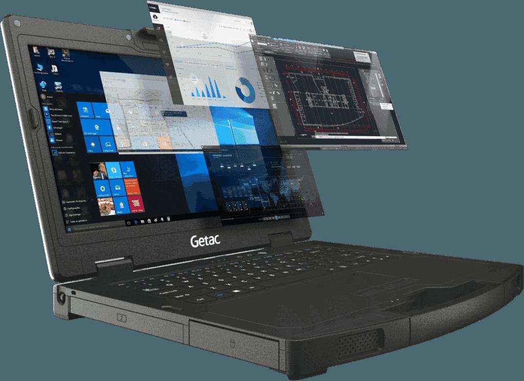 PC portable Getac