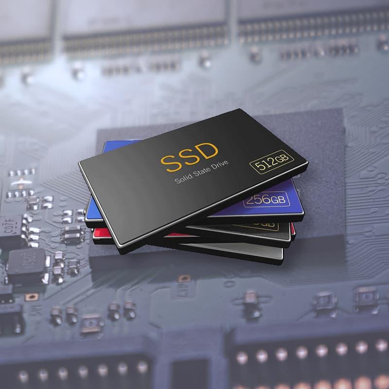 SSD Fanless pour PC Fanless.