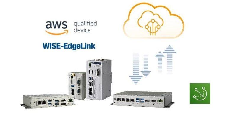 AWS + Edge Link + Advantech