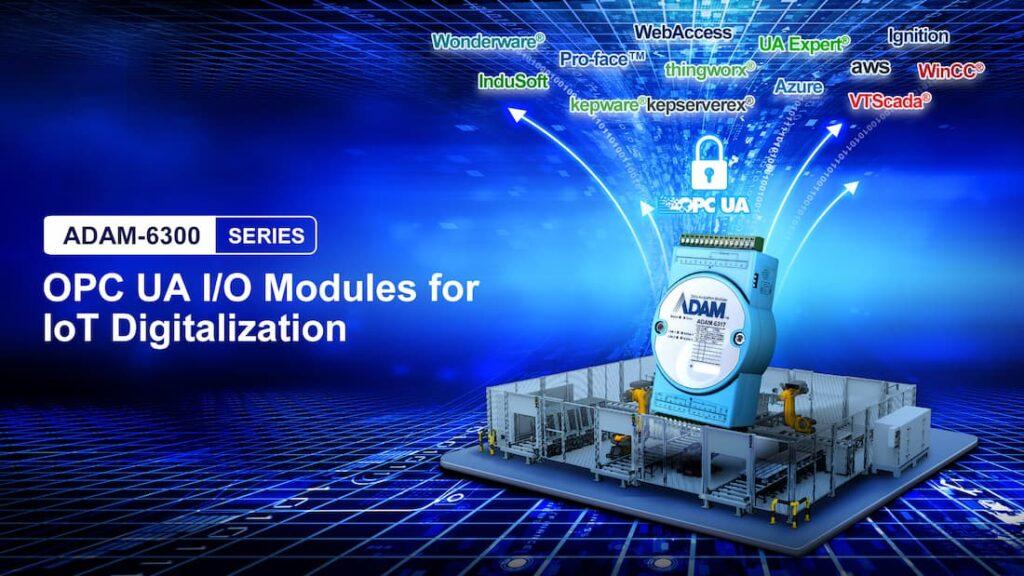 ADAM-6300 pour OPC-UA